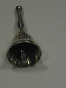 Bell used by Timer